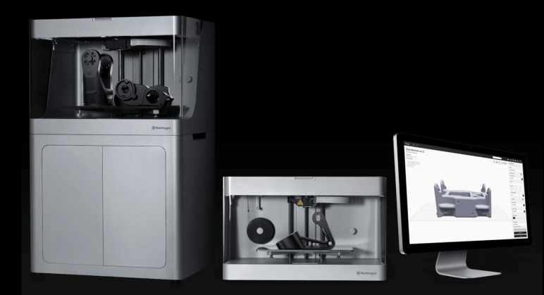 Image of Best Industrial 3D Printer of 2018 – The 21 Most Advanced: Markforged Metal X