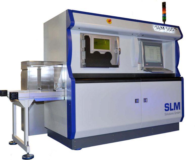 Image of Best Industrial 3D Printer of 2018 – The 21 Most Advanced: SLM 500 HL