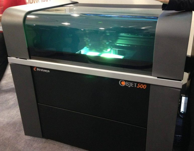 Image of Best Industrial 3D Printer of 2018 – The 21 Most Advanced: Stratasys Objet500 Connex3