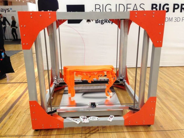 Image of Best Industrial 3D Printer of 2018 – The 21 Most Advanced: BigRep One