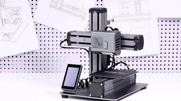 Image of Best All-In-One 3D Printer/Scanner/Laser Engraver/CNC Machines: Snapmaker