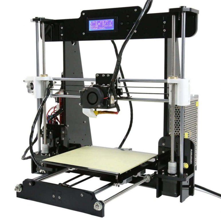 Image of Cheap DIY 3D Printer Kit: Anet A8