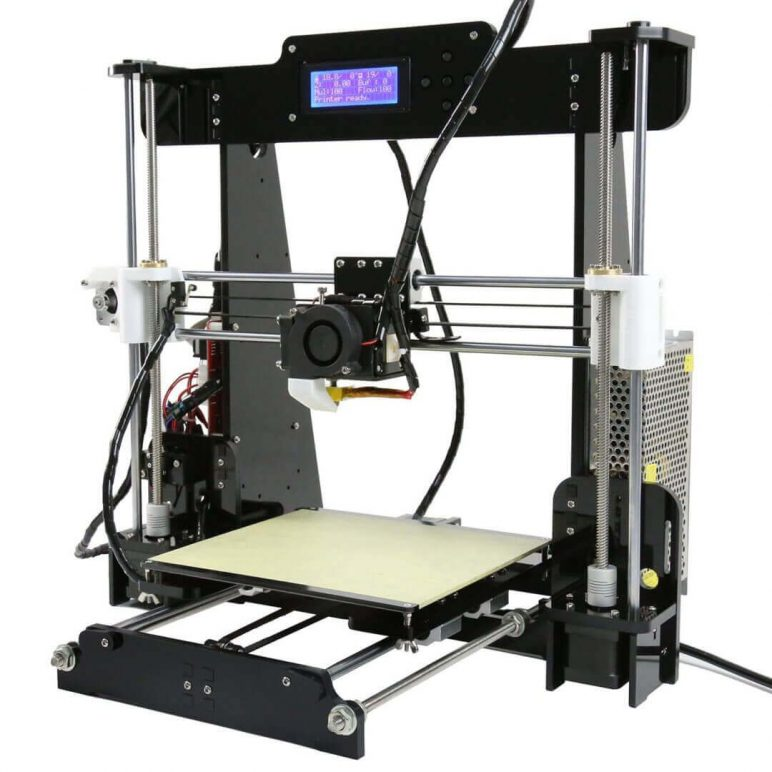 Image of Impresora 3D casera/Kit de impresora 3D: Anet A8