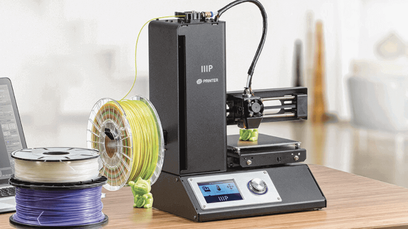 """Monoprice's """"MP Select Mini V2"""": Great New Features and a $219 Price Tag 