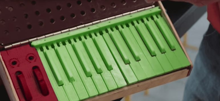 Image of Homemade Instruments to DIY or 3D Print: 3D Printable Modular Synthesizer