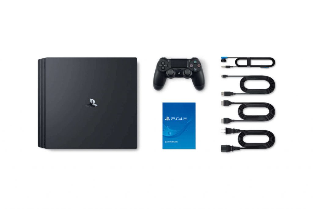 VR games PS4 Pro