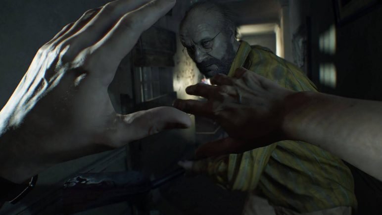 Image of Best VR Games for PS4, Oculus Rift, Android, Vive, iPhone: Resident Evil 7: Biohazard