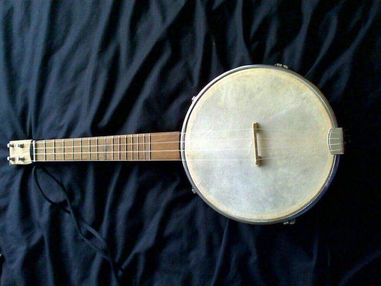 Image of Homemade Instruments to DIY or 3D Print: Banjo Ukulele
