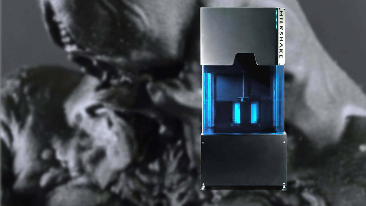 Featured image of Milkshake3D 3D Printer: Interview with Creators Orbi Labs