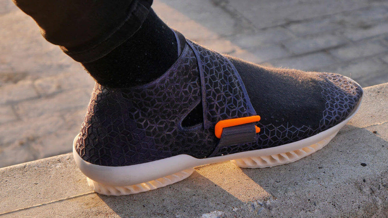 Students Develop 3D Printed Eco-Sneakers You Can Customize | All3DP