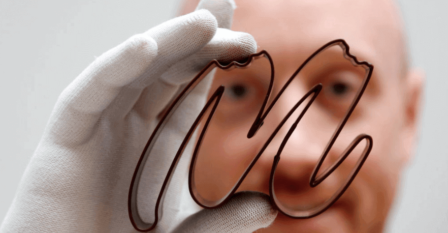 This 3D Printed Chocolate from the Miam Factory in Belgium is Mouthwatering | All3DP