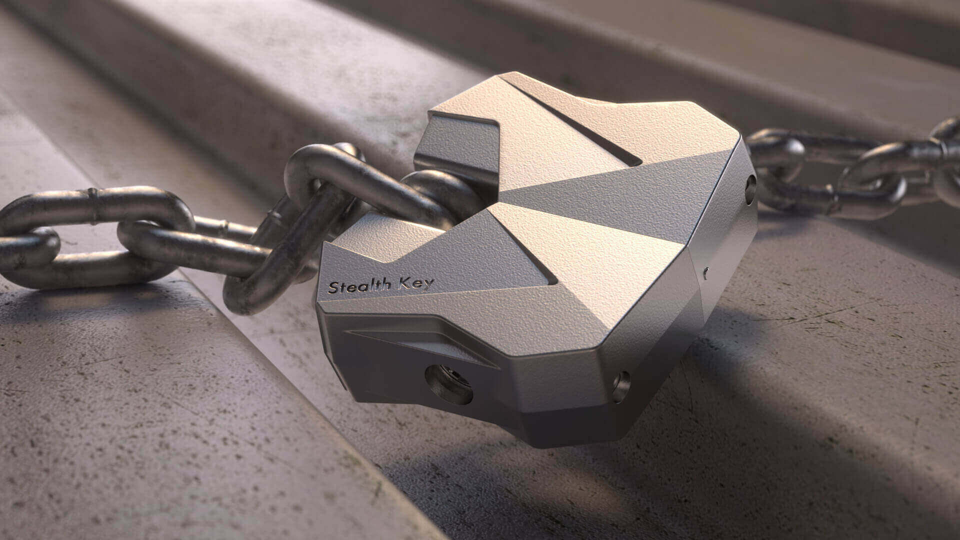 Stealth Key is a 3D Printed Security Key that Can't Be Copied | All3DP