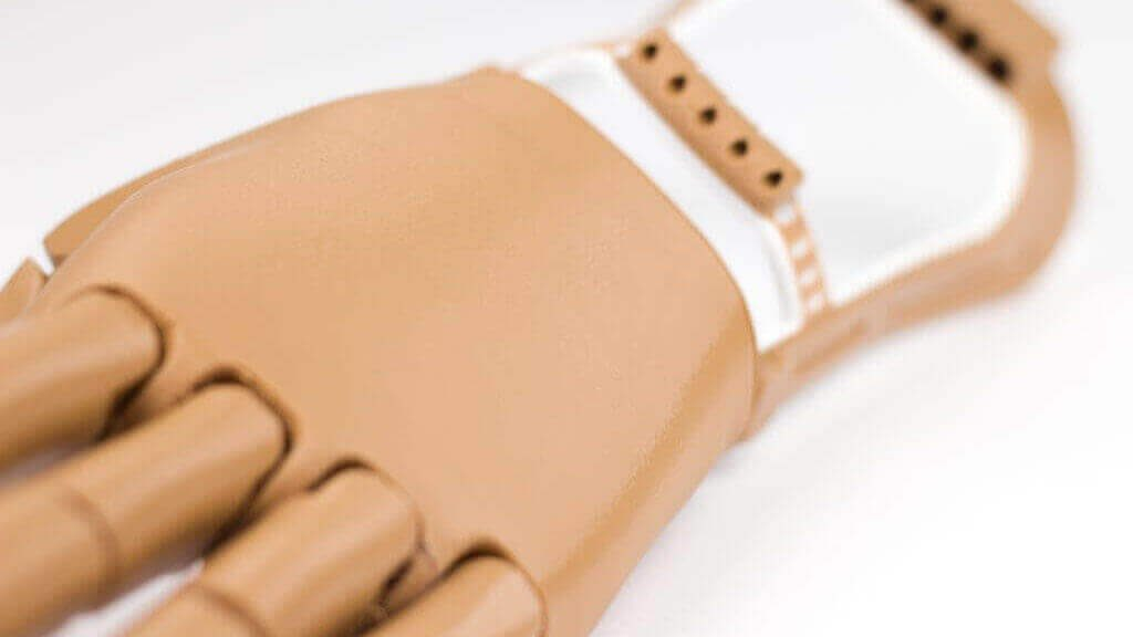 Featured image of ColorFabb's Skin Toned nGen_FLEX Gives Prosthetics Lifelike Look