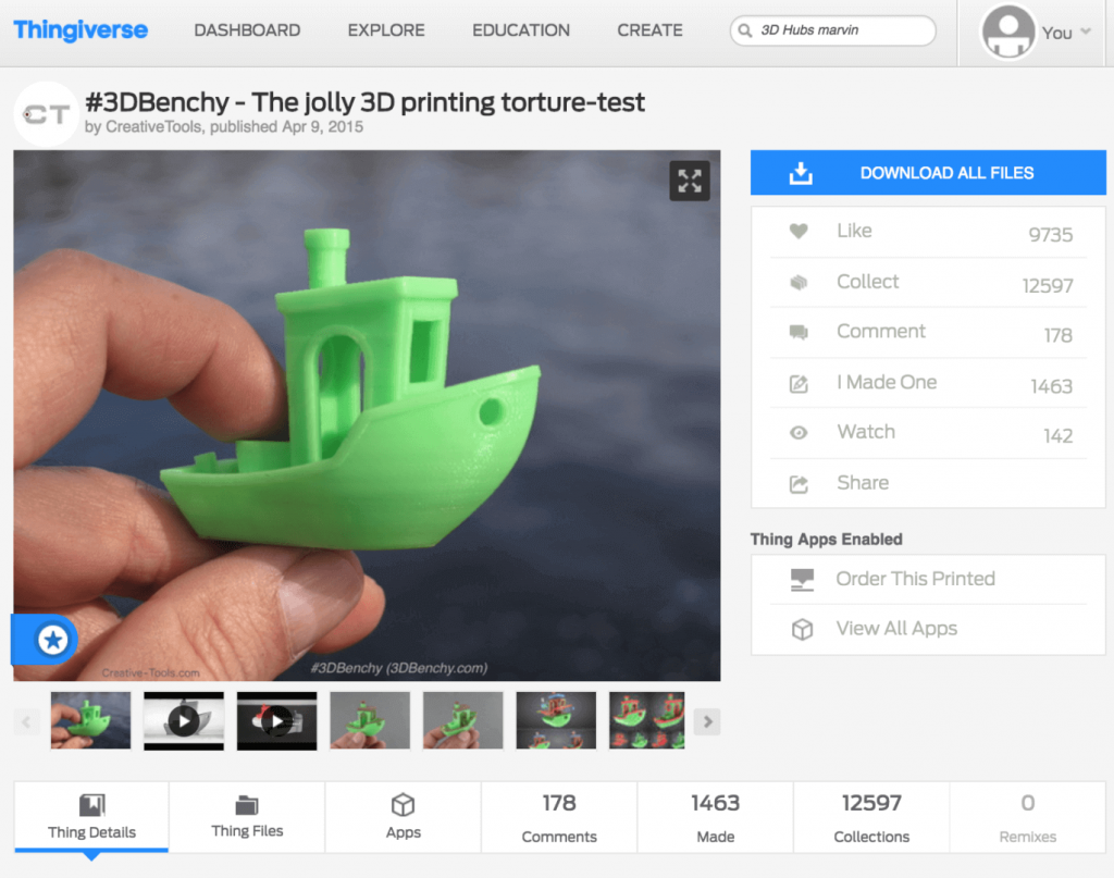 Thingiverse: An Inside Look At The Leading 3D Printing