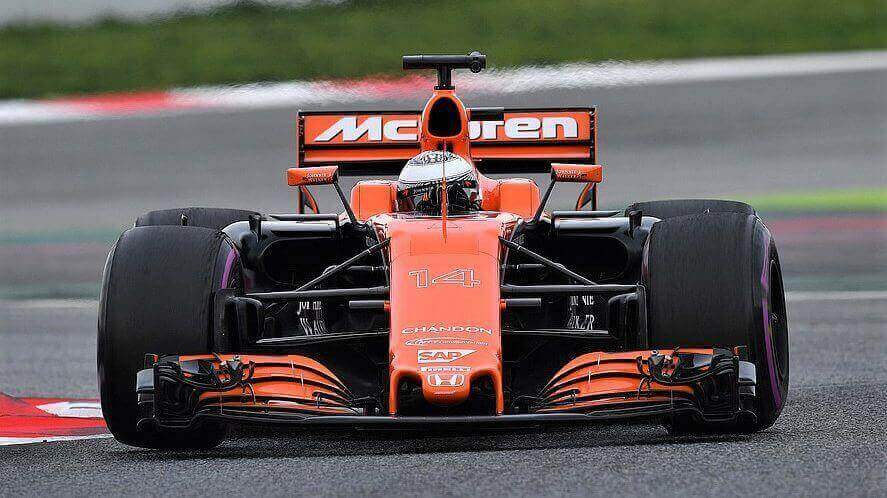 McLaren-Honda and Stratasys Partner to Create Formula 1 Car Parts | All3DP
