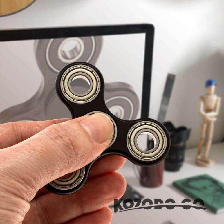 Image of Best Fidget Spinner Toys to Buy or DIY: Fidget Spinner X6