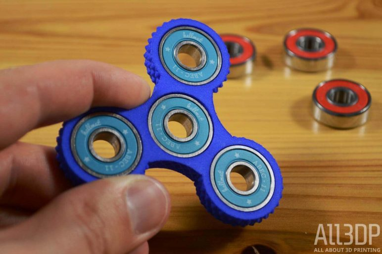 34 Best 3D Printed Fidget Spinners (You Can DIY or Buy) | All3DP