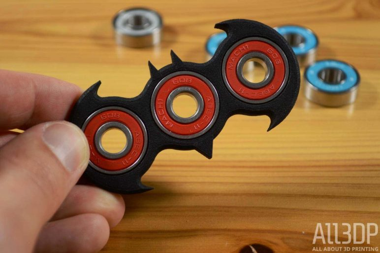 Image Of Best Fidget Spinner Toys To Buy Or DIY Batman Hand
