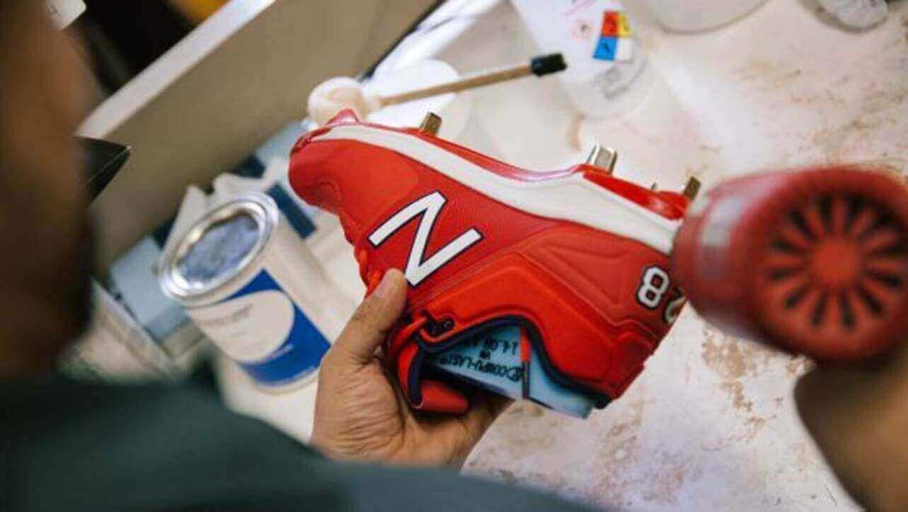 Cleveland Indians' Pitcher Starts Season in 3D Printed Cleats | All3DP