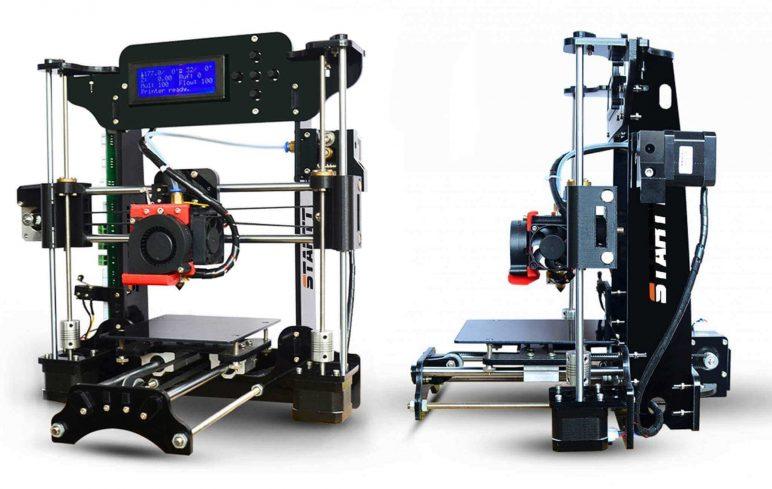 Image of Impresora 3D casera/Kit de impresora 3D: Startt