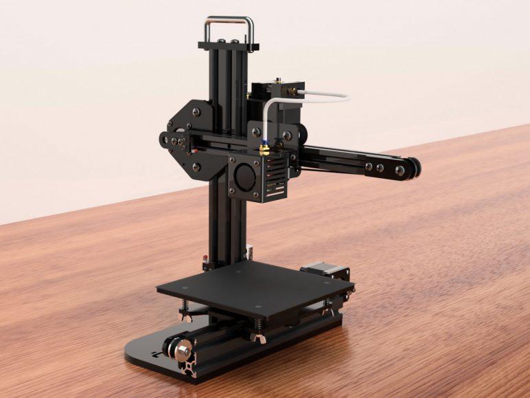 Image of Impresora 3D casera/Kit de impresora 3D: Tronxy X1