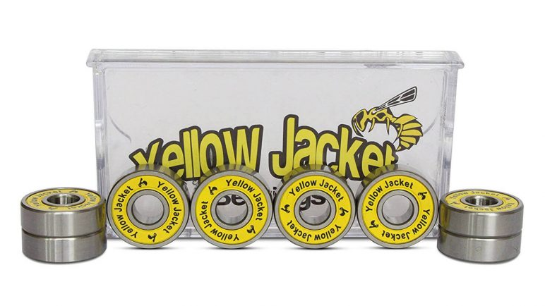 Image Of Best Fidget Spinner Bearings Yellow Jacket 608