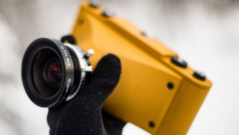 Featured image of Student Turns Three Cameras Into One With 3D Printing