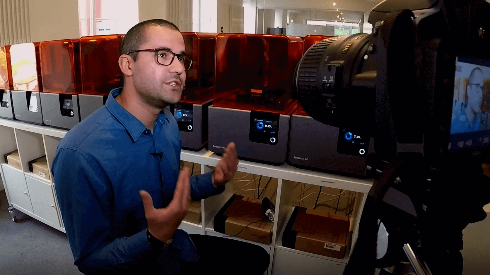 Formlabs Michael Sorkin Talks New Products, Global Expansion, And 3D Printed Sex Toys | All3DP