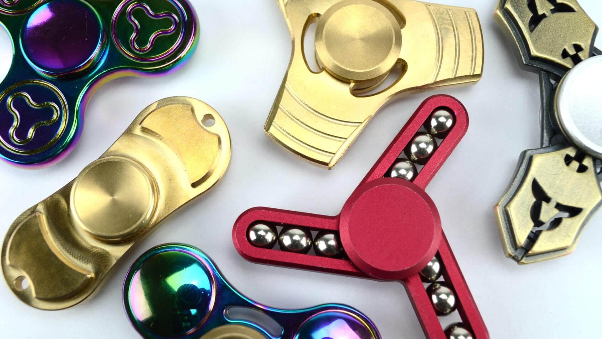 12 Best Metal Fidget Spinners to Buy or DIY | All3DP