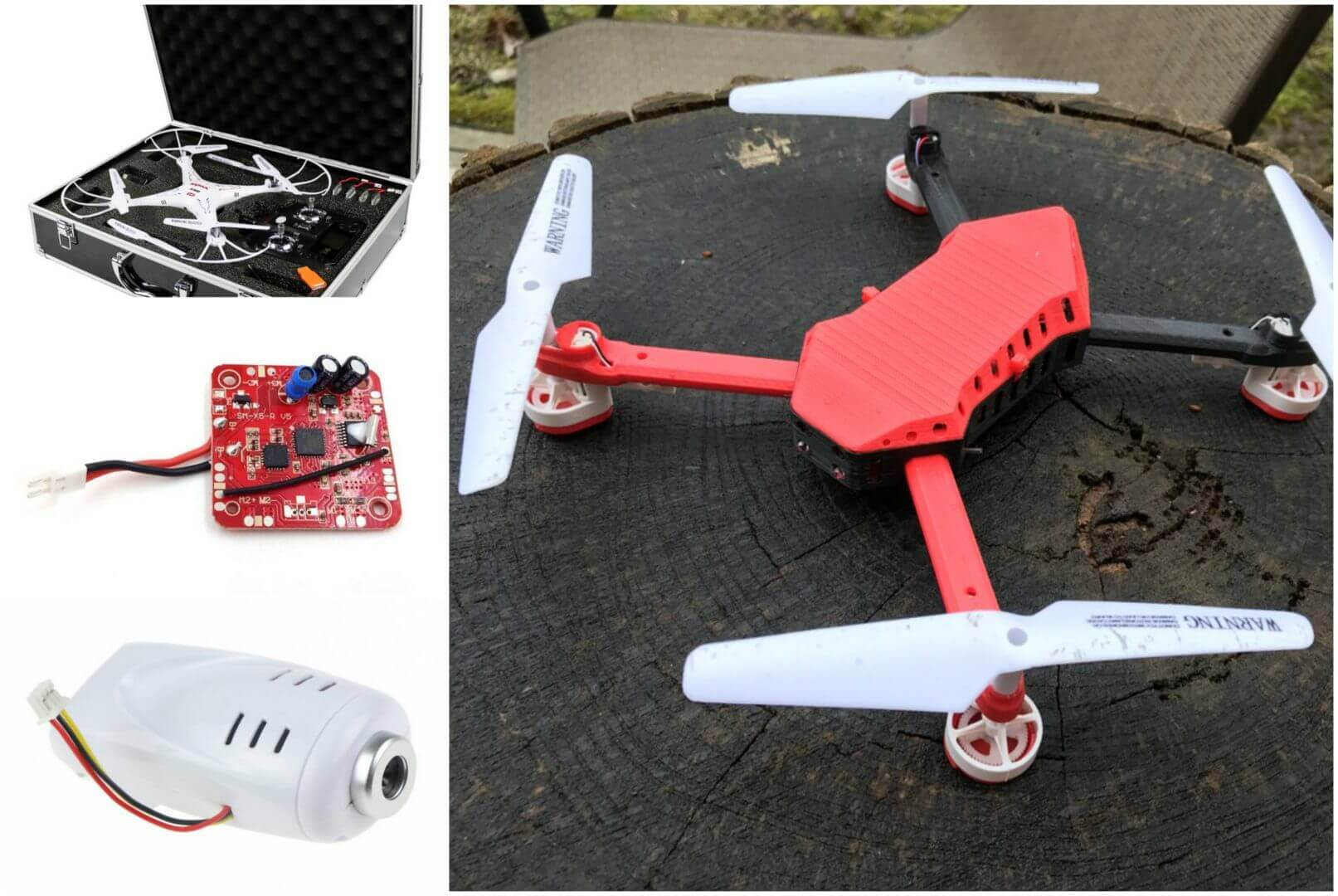 10 Best Syma X5C Quadcopter Accessories to Buy or DIY | All3DP