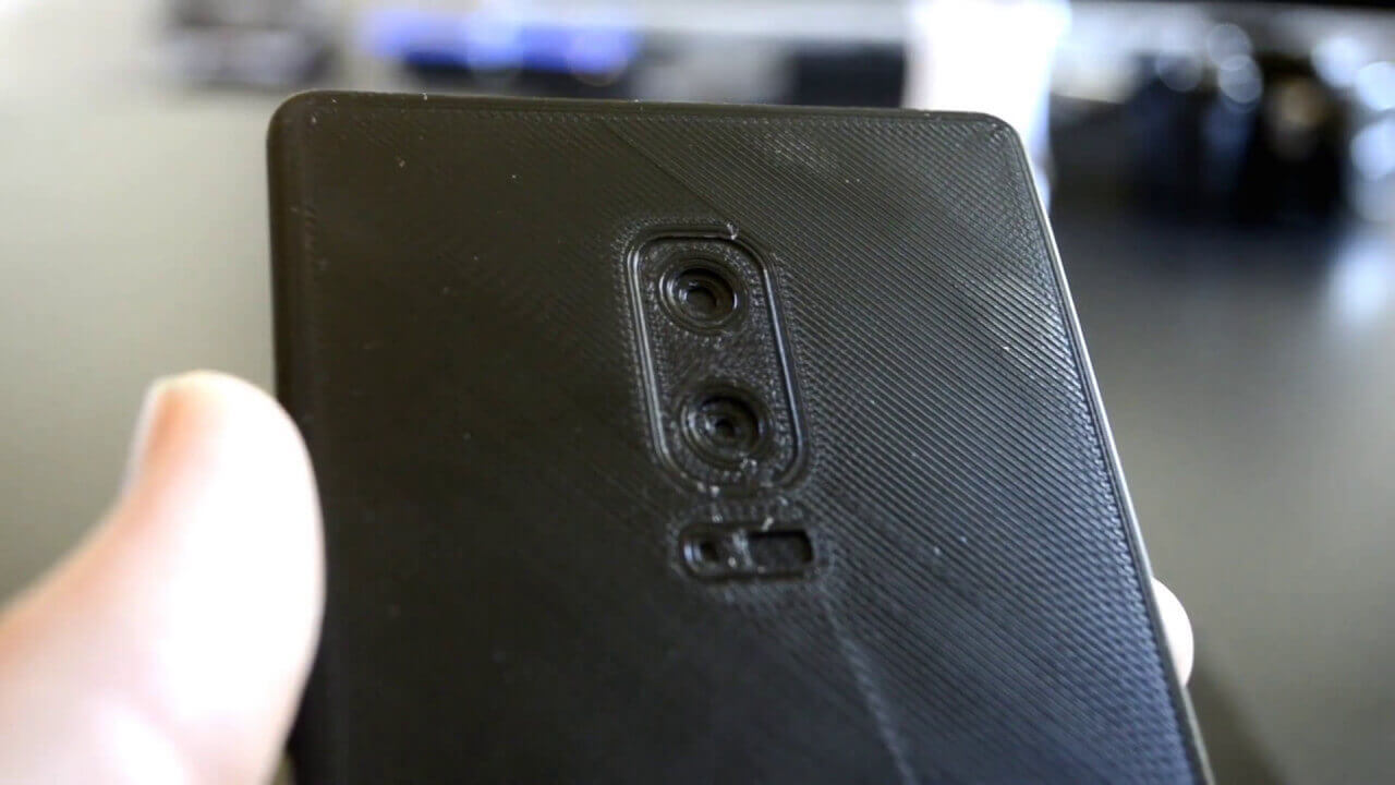 3D Printed Samsung Galaxy Note 8 Model Does Not Explode | All3DP