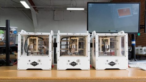 Featured image of Bre Pettis Acquires CNC Milling Startup Other Machine