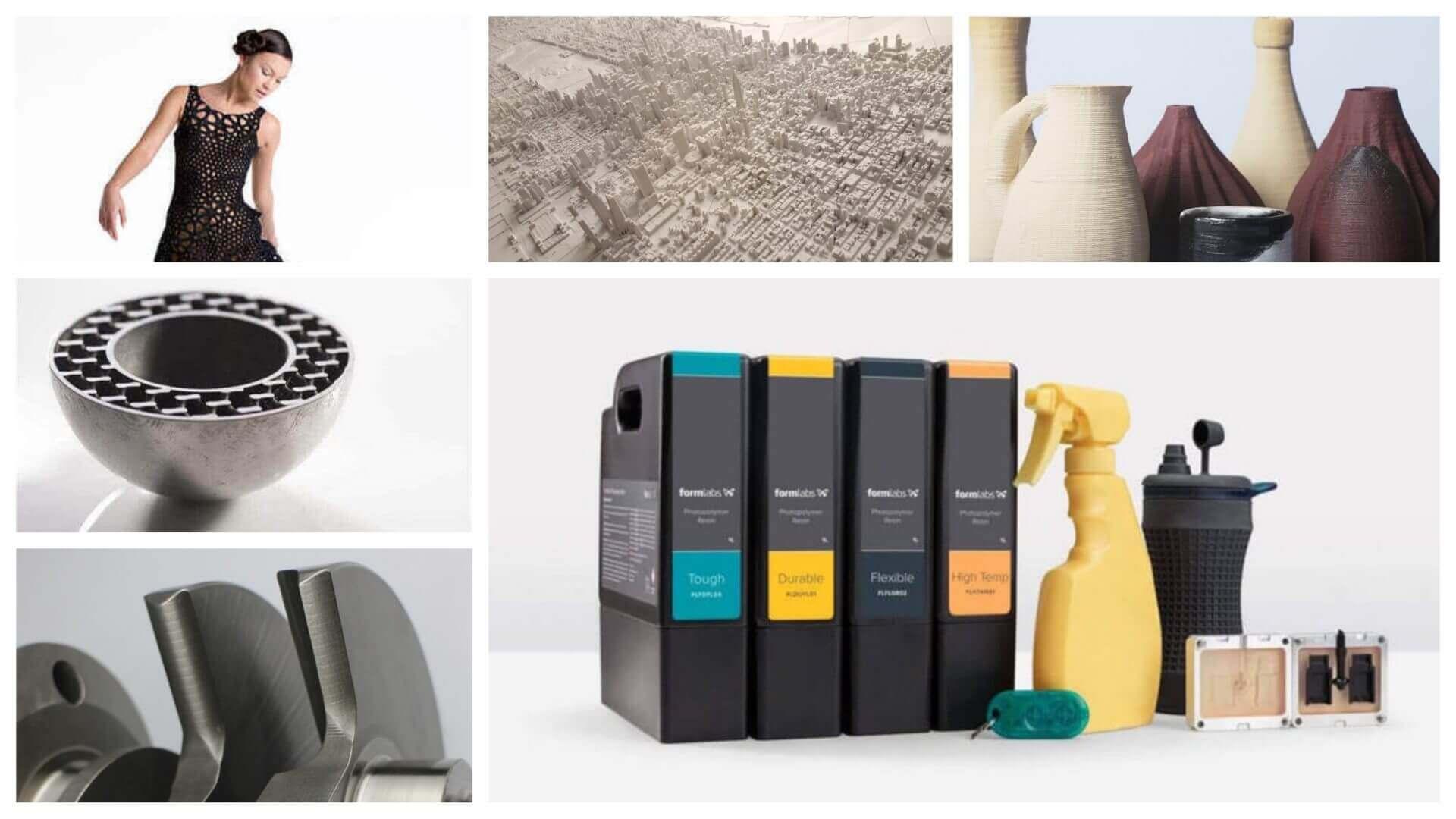 Material de impresión 3D: la guía definitiva | All3DP