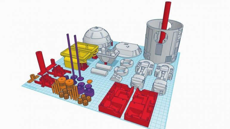 Tinkercad Designs 26 Cool Tinkercad Ideas And Projects All3dp
