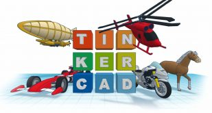 Featured image of Tinkercad Designs – 26 Cool Tinkercad Ideas and Projects