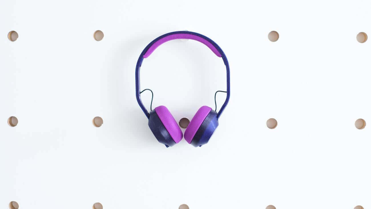 3D Print Your Own Headphones with print+ DIY Kits | All3DP