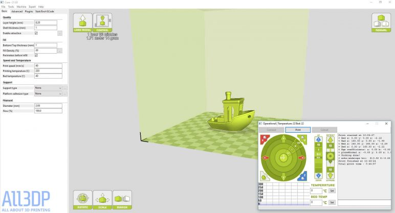Image of LulzBot Mini Review: Software