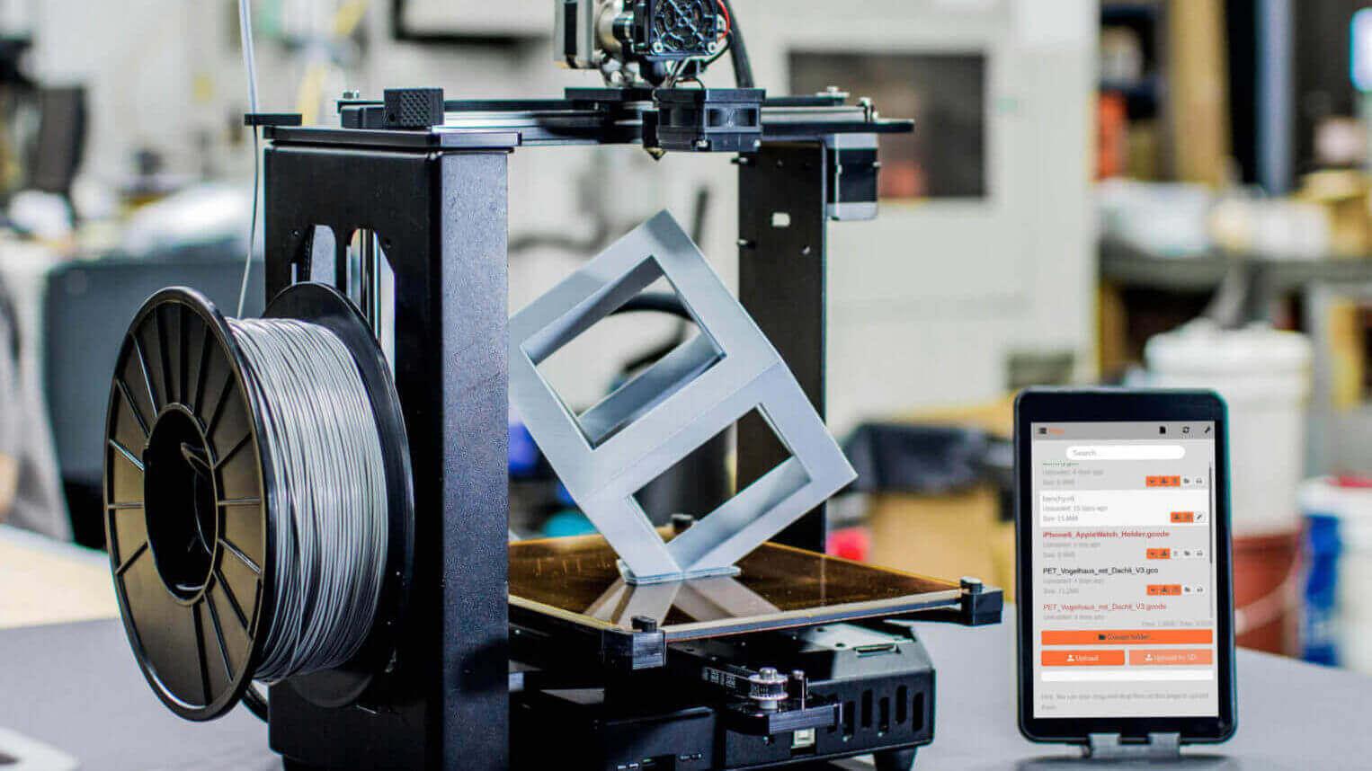 MakerGear Unveils New MakerGear M3 3D Printer   All3DP
