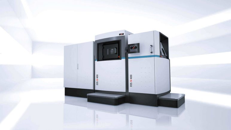 Image of Additive Manufacturing Technologies: The Best Companies: EOS