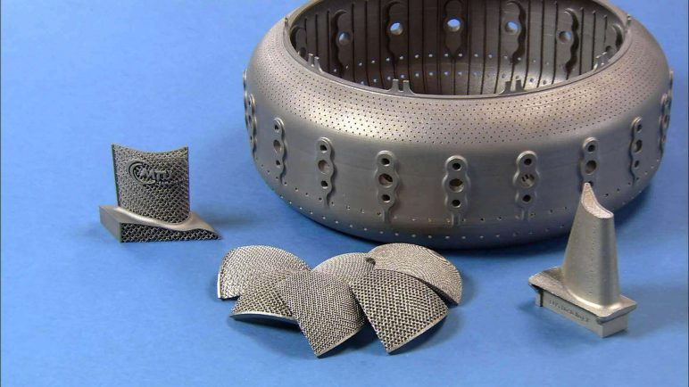 Image of Additive Manufacturing Technologies: Business Applications: Aerospace