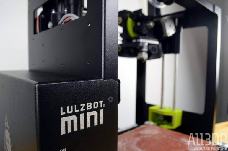 Image of LulzBot Mini Review: The Looooong Read