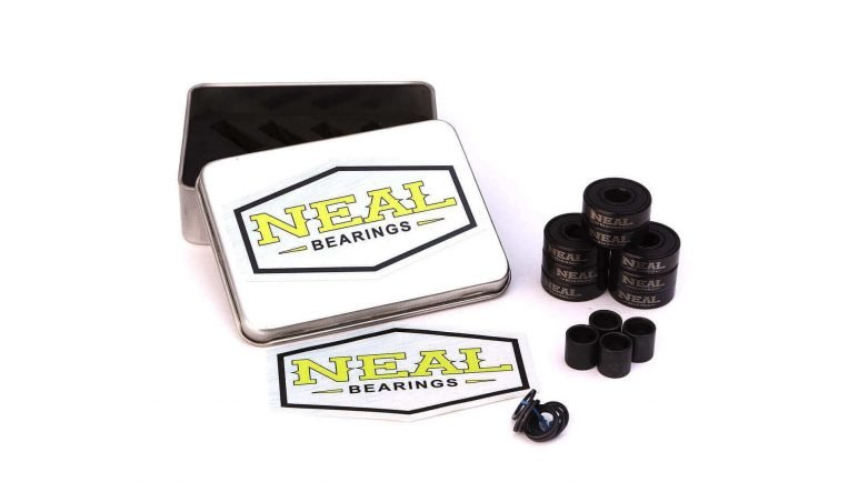 Image Of Best Fidget Spinner Bearings NEAL 608 Hybrid