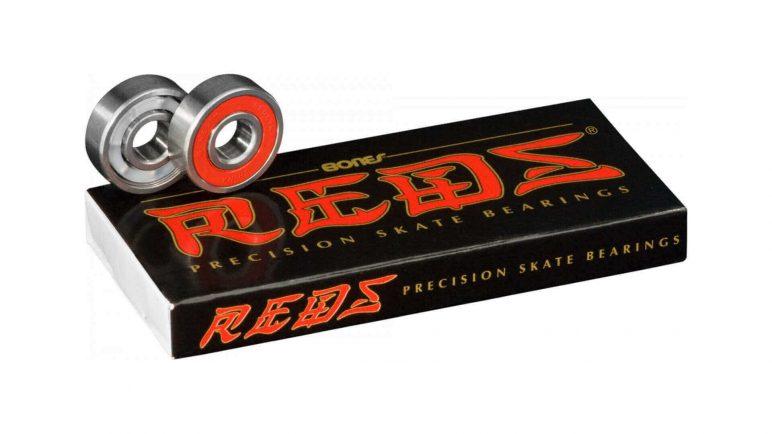 Image of Best Fidget Spinner Bearings: Bones Reds