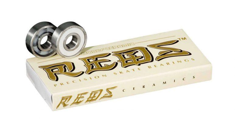 Image of Best Fidget Spinner Bearings: Bones Ceramic Super Reds