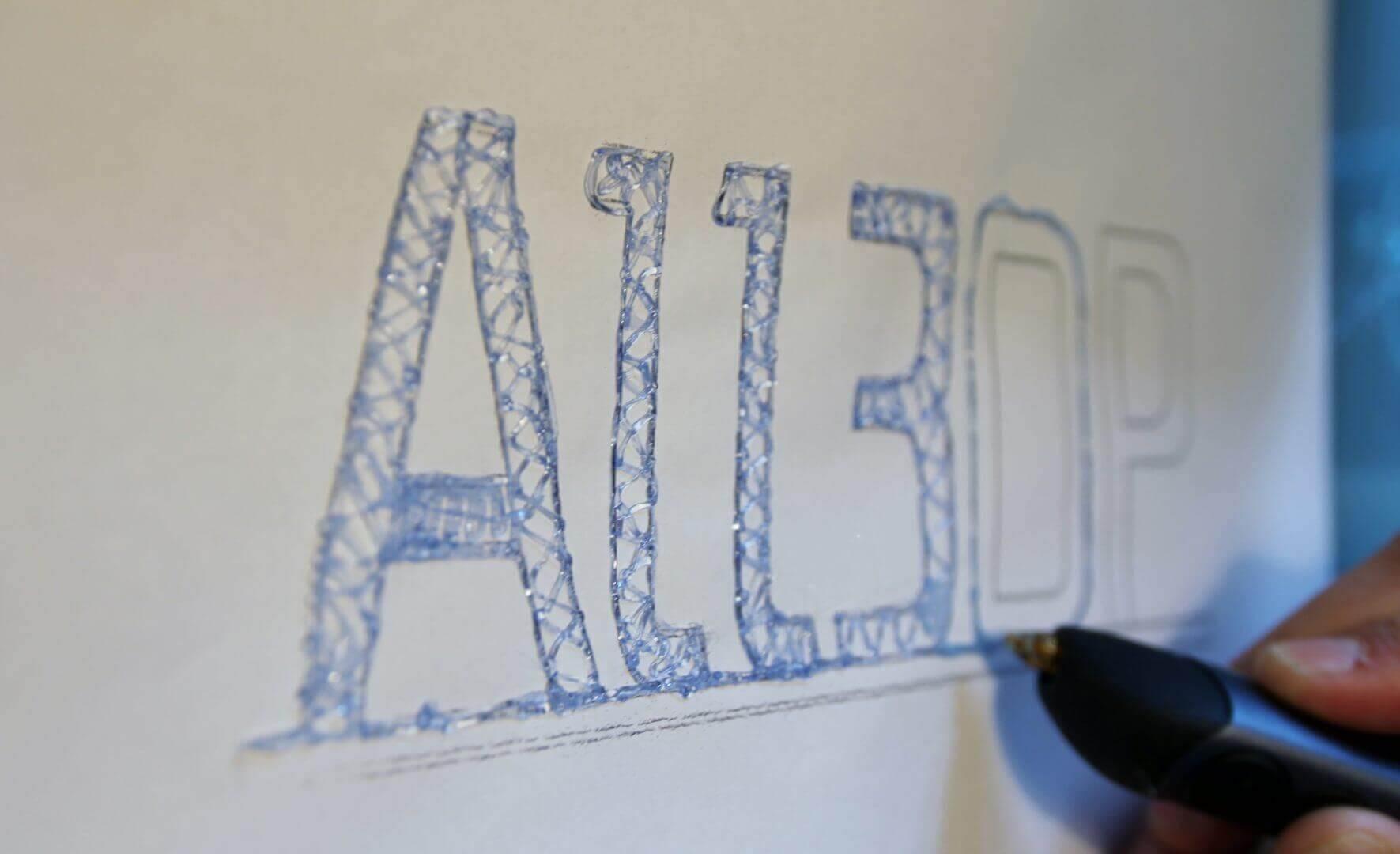3D Pen Tutorial: 3D Sketch and Create Free 3D Pen Stencils | All3DP