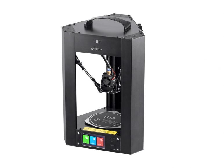 Image of Best Cheap 3D Printer Priced Under $200: Monoprice Mini Delta