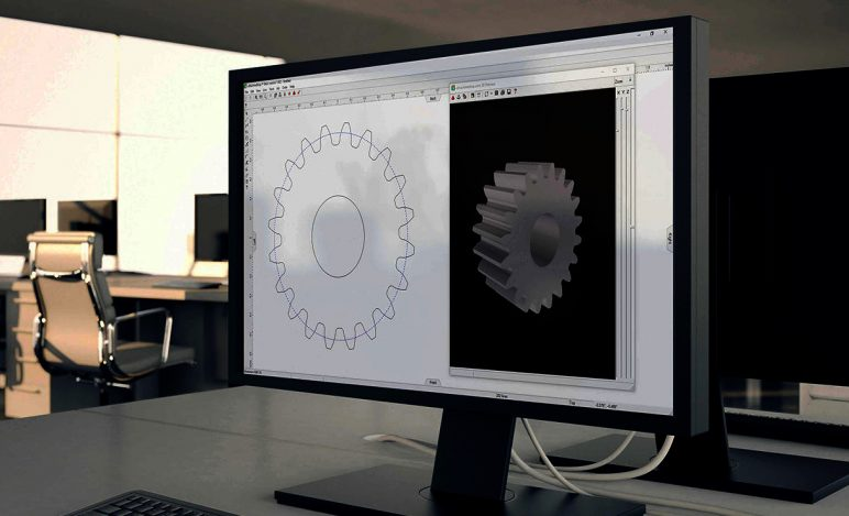 Image of Best Free CAD Software (2D/3D CAD Programs): eMachineShop