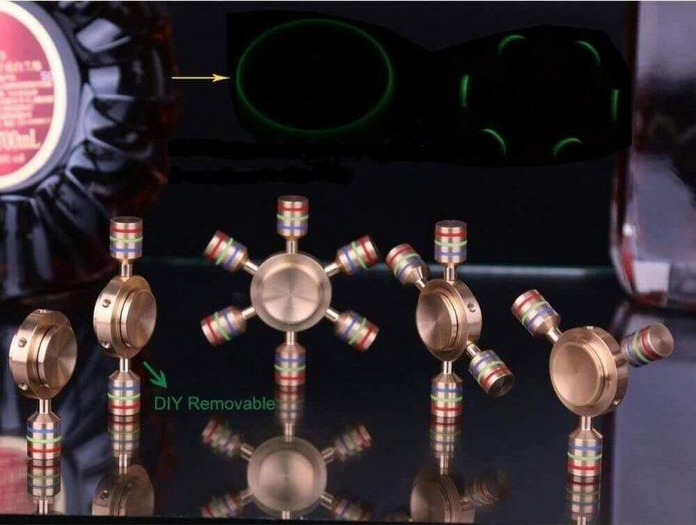 Image of Best Fidget Spinner on Amazon: Gintenco Fidget Spinner