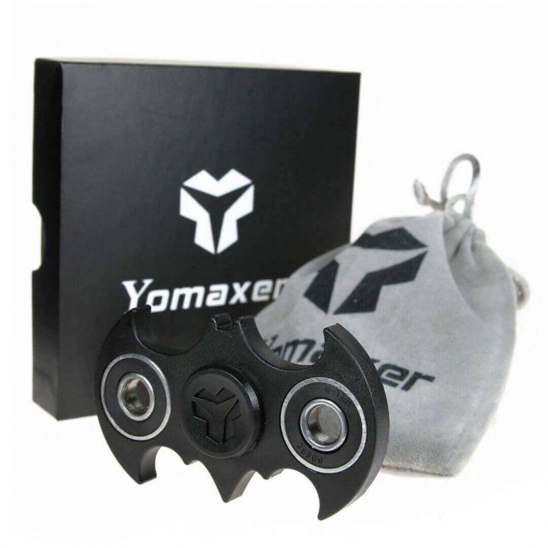 Image of Best Fidget Spinner on Amazon: Yomaxer Fidget Spinner