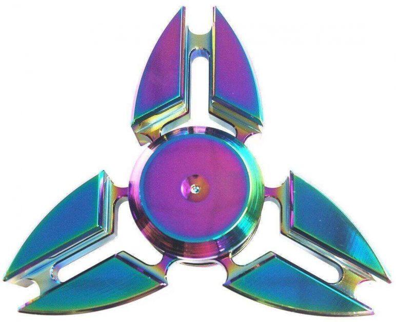 Image of Best Fidget Spinner on Amazon: Mermaker Best Fidget Spinner 2